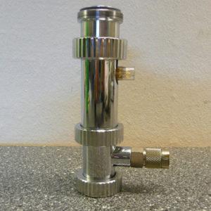 Dräger Spirolog- und Druckabgriff für Kreisssystem