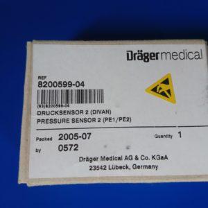 Drucksensor 2 Dräger Divan Pressure Sensor 2 (PE1/PE2)