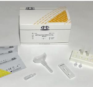 AMP Rapid Test SARS-CoV-2 Ag Sputum
